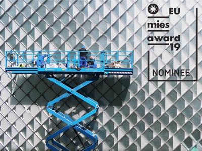 Eu Mies Award 2019 Richter Musikowski Gmbh